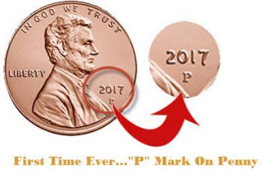 Reblog: There's something different about the 2017 pennies